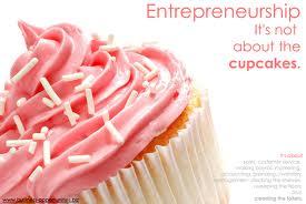 entrepreneurship cupcakes