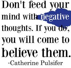 mind and negative thoughts