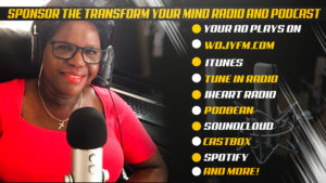 Sponsor the Transform your Mind Podcast