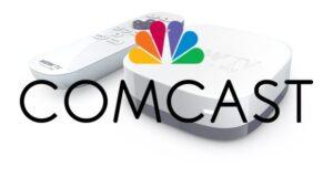 TV sponsor Comcast Now TV